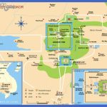angkor map 150x150 Cambodia Map Tourist Attractions