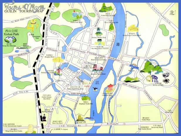 anshan map tourist attractions  1 Anshan Map Tourist Attractions