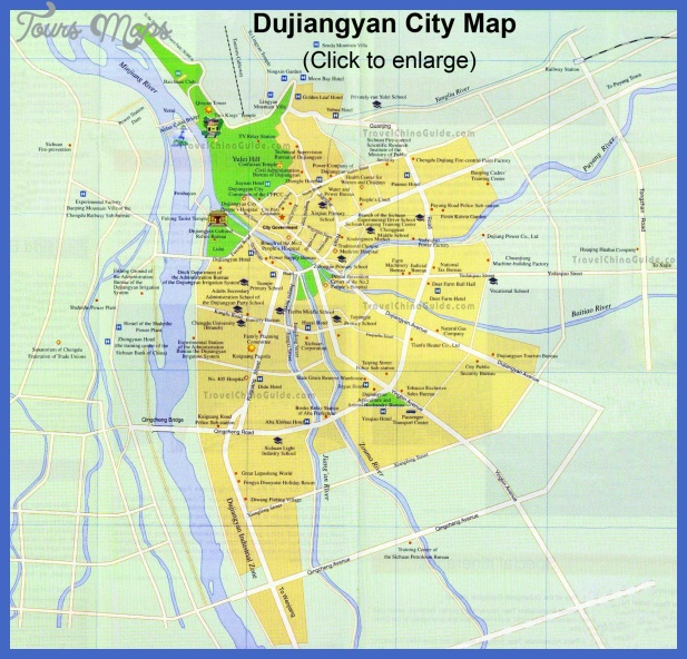 anshan map tourist attractions  3 Anshan Map Tourist Attractions
