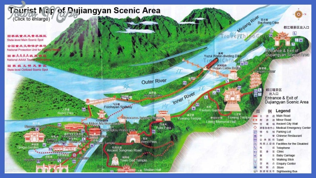 anshan map tourist attractions  6 Anshan Map Tourist Attractions