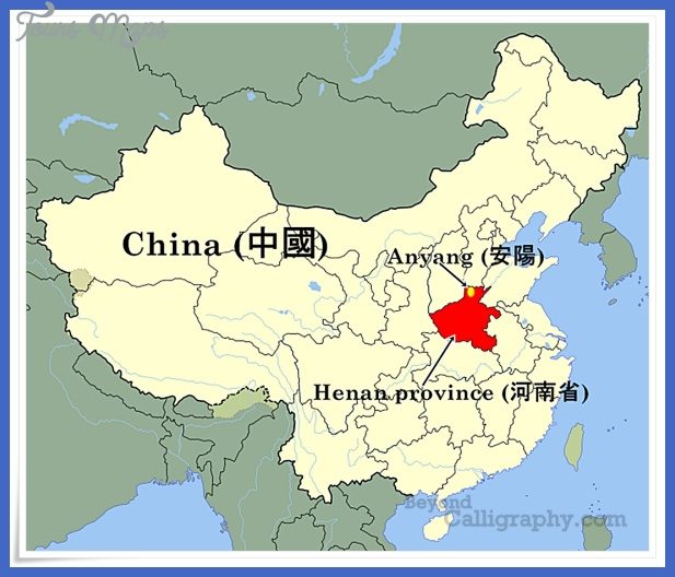 anyang map tourist attractions  2 Anyang Map Tourist Attractions
