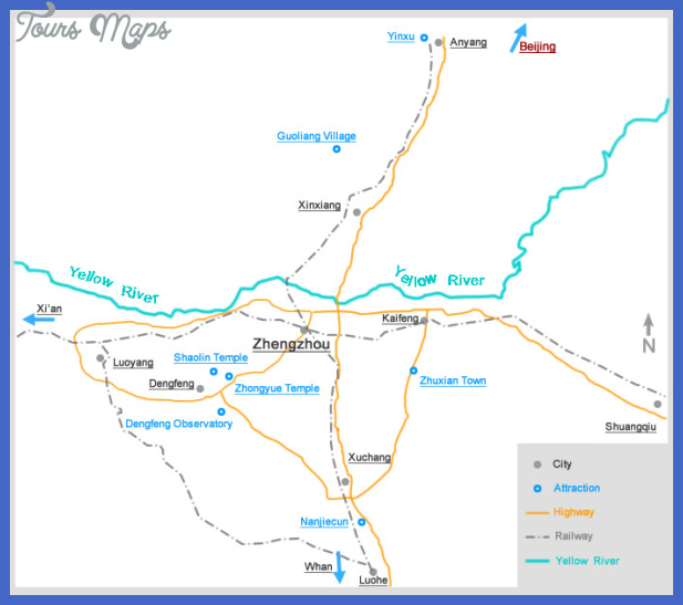 anyang map tourist attractions  4 Anyang Map Tourist Attractions