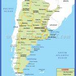 argentina road map 150x150 Argentina Map