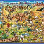 arizona fun map 150x150 Tucson Map Tourist Attractions