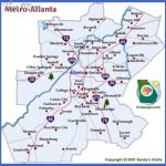 atlanta metro map  0 150x150 Atlanta Metro Map