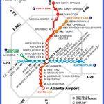 atlanta subway map  0 150x150 Atlanta Subway Map