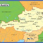 austria map 150x150 Austria Map Tourist Attractions