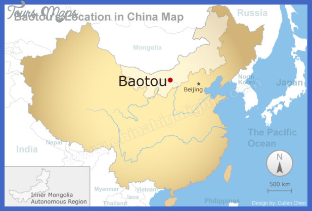 baotou map  3 Baotou Map