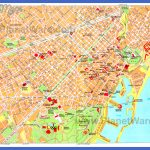 barcelona map  1 150x150 Barcelona Map