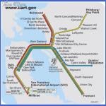 bart map 150x150 San Francisco Oakland Subway Map