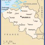 be map 150x150 Belgium Map
