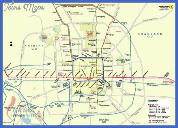 Beijing Subway Map 2015 Pdf.Beijing Subway Map Toursmaps Com