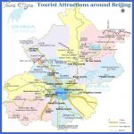 beijing tourist map around 150x150 China Map Tourist Attractions