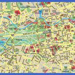 berlin top tourist attractions map 16 what to see where to go what to do main central pedestrian downtown area two days high resolution 150x150 Germany Map Tourist Attractions