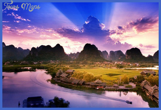 best china travel destinations  4 Best China travel destinations