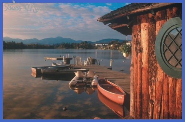 best lakeside vacations in the us lake placid new york w600 Best vacations in US