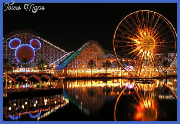 best places for fall vacations in usa disneyland Best places for vacation in USA