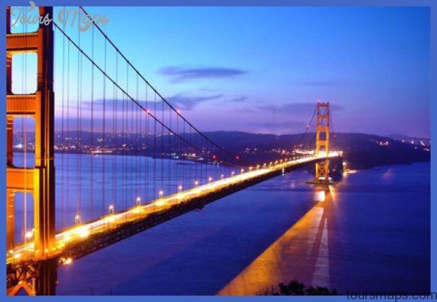 best places for fall vacations in usa san francisco Best places to vacation in the USA