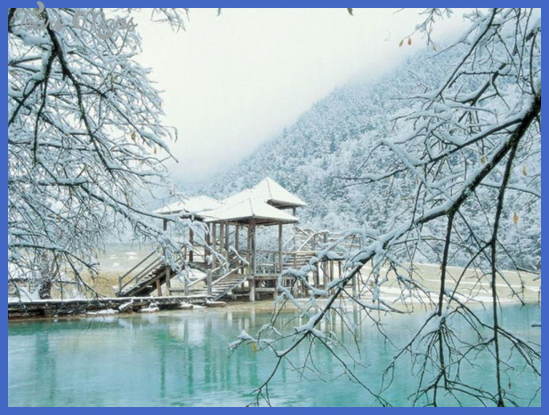 best places to travel in winter in china