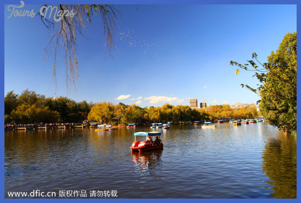 best places to travel in winter in china  14 Best places to travel in winter in China
