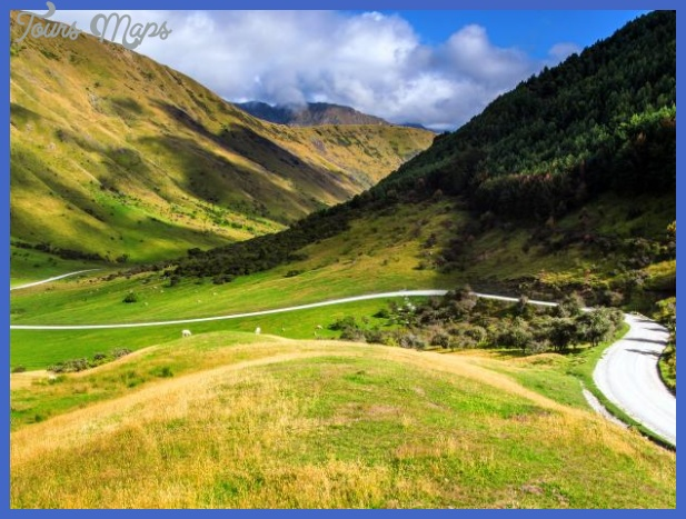best places travel february new zealand queenstown rend tccom 616 462 Best country to visit in January