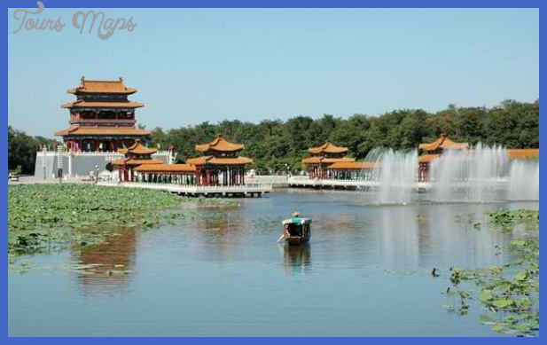 best summer destinations in the china  12 Best summer destinations in the China