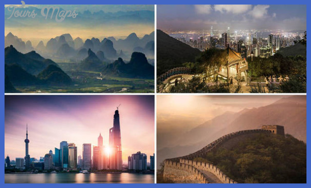 best travel destinations of china  15 Best travel destinations of China
