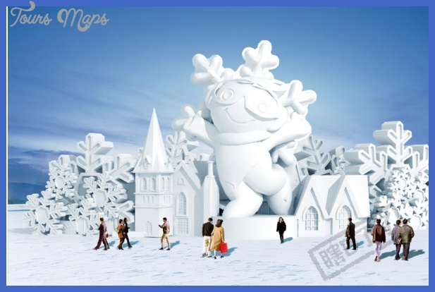 best winter vacation china  1 10 Best winter vacation China