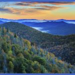 blue ridge mountains at sunrise 000051660082 medium 150x150 Best summer destinations USA