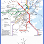 boston scale 150x150 Boston Subway Map
