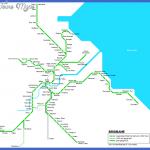 brisbane map metro 1 150x150 Brisbane Subway Map