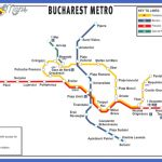 bucharest metro map 150x150 Romania Subway Map