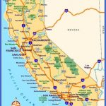 californiaroadmap3larger 150x150 Fresno Map Tourist Attractions