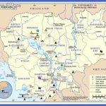 cambodia map tourist attractions  0 150x150 Cambodia Map Tourist Attractions