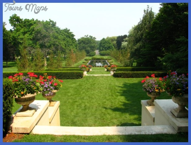 cantigny gardens Best family destinations in US