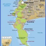 cape town map 150x150 Cape Town Map