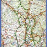 central france tourist map 150x150 France Map Tourist Attractions