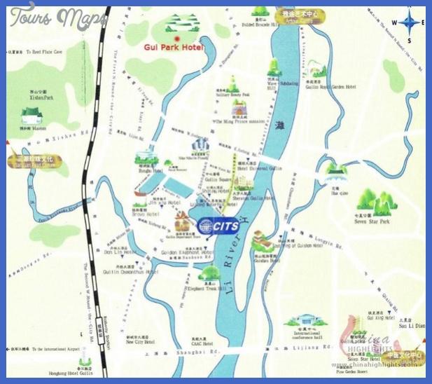changchun map tourist attractions  1 Changchun Map Tourist Attractions