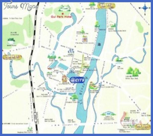 changchun tourist map thumb Shenyang Map Tourist Attractions