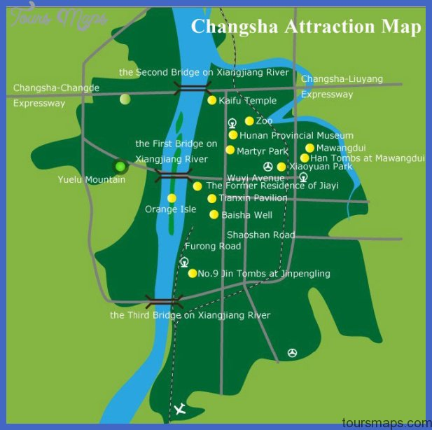 Changsha Map Tourist Attractions _4.jpg