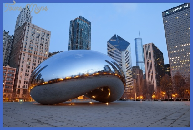 chicago Best states to travel in USA