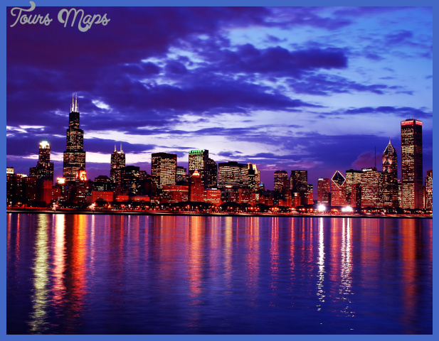 chicago illinois 051 Best cities to travel in the US
