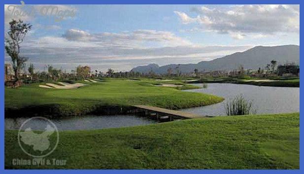 china golf tourism  0 China golf tourism