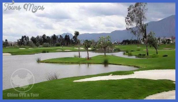 china golf tourism  2 China golf tourism
