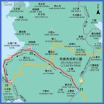 china hiking map  4 150x150 China hiking map