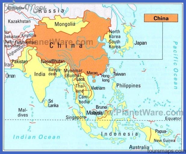 china map counties  5 China map counties