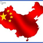 china map flag  2 150x150 China map flag