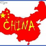 china map flag  5 150x150 China map flag