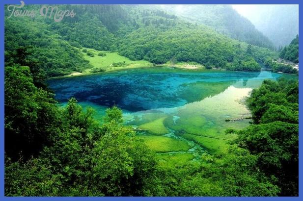 china map lakes  29 China map lakes