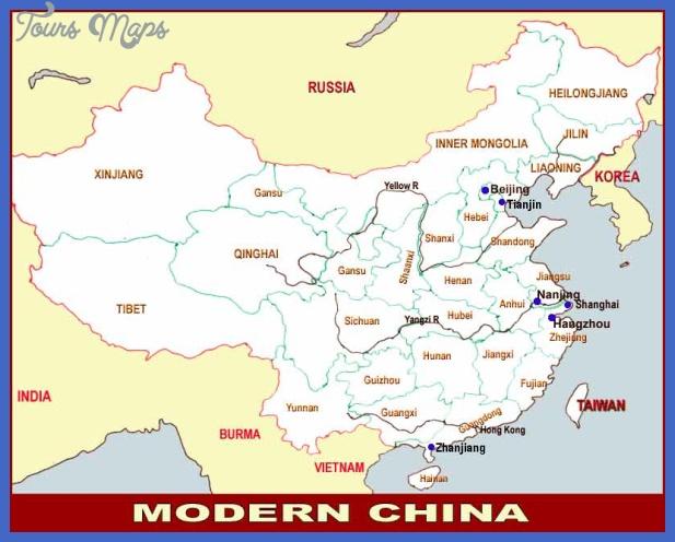 china map universities  1 China map universities